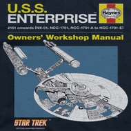 Star Trek Enterprise Manual Shirts