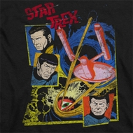 Star Trek Eye Of The Storm Shirts