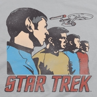 Star Trek Federation Men Shirts