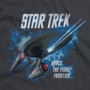 Star Trek Final Frontier Shirts