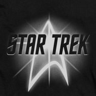Star Trek Glow Logo Shirts