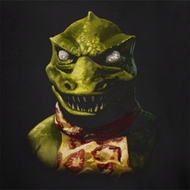 Star Trek Gorn Bust Shirts