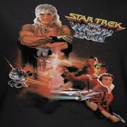 Star Trek - Movies Wrath Of Khan Shirts