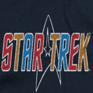 Star Trek Multi-Colored Logo Shirts
