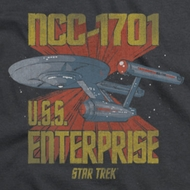 Star Trek NCC-1701 Shirts