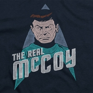 Star Trek Real McCoy Shirts