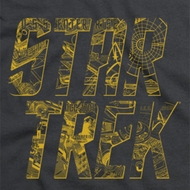 Star Trek Schematic Logo Shirts