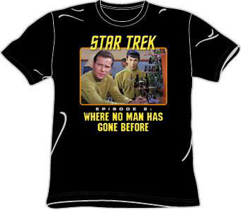 Star trek episode no adults really. And
