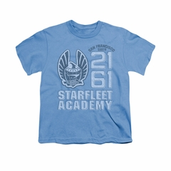 Star Trek Shirt Kids 2161 Carolina Blue T-Shirt