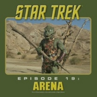 Star Trek Shirts - Arena Episode 19 T-Shirts