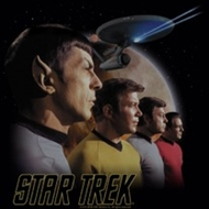 Star Trek Shirts - Forward To Adventure T-Shirts