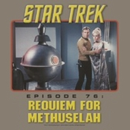 Star Trek Shirts - Requiem For Methuselah T-Shirts