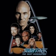 Star Trek Shirts - The Next Generation T-Shirts