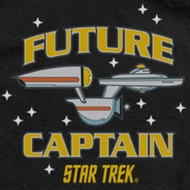 Star Trek - The Original Series Future Captain Shirts