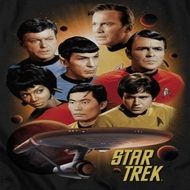 Star Trek - The Original Series Heart Of The Enterprise Shirts