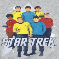 Star Trek Shirts - The Original Series Here Here Shirts