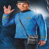 Star Trek - The Original Series Live Long Sublimation Shirts