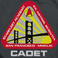 Star Trek - The Original Series Starfleet Cadet Shirts