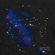 Star Trek Spock Constellation Shirts