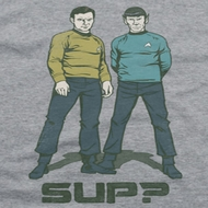 Star Trek Sup Shirts