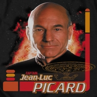 Star Trek - The Next Generation Captain Picard Shirts