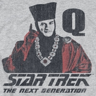 Star Trek - The Next Generation Q Point Shirts