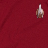 Star Trek - The Next Generation TNG Command Emblem Shirts