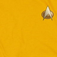 Star Trek - The Next Generation TNG Engineering Emblem Shirts