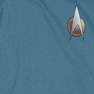 Star Trek - The Next Generation TNG Science Emblem Shirts