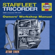 Star Trek Tricorder Manual Shirts