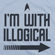 Star Trek With Illogical Shirts