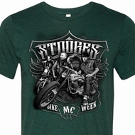 Stooges Bike Week Mens Shirts