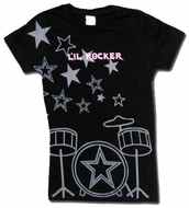 Sundog L'il Rocker Girls Size Youth T-shirt