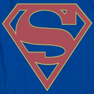 Supergirl Logo Shirts