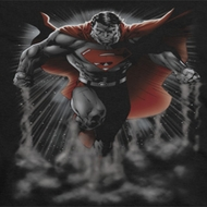 Superman Above The Clouds Shirts