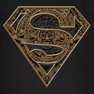 Superman Aztec Shield Shirts