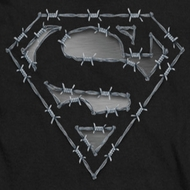 Superman Barbed Wire Shirts