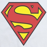 Superman Basic Logo Shirts