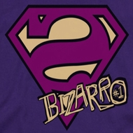 Superman Bizarro Shield Shirts
