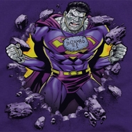 Superman Bizzaro Breakthrough Shirts