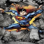 Superman Break On Through Sublimation Shirts