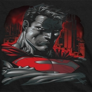 Superman Bust Shirts