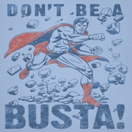Superman Busta Shirts