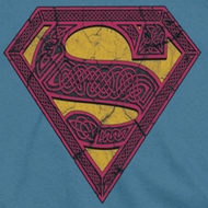 Superman Celtic Shield Shirts