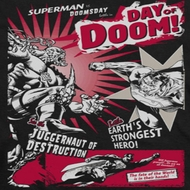 Superman Day Of Doom Shirts