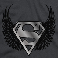 Superman Dirty Wings Shirts