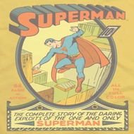 Superman Exploits Shirts