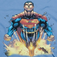Superman Explosions Shirts