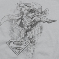 Superman Flex Flying Shirts