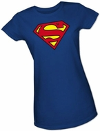 Superman Juniors T-Shirts